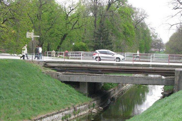 Most pri Bernolákovej bráne čaká rozsiahla rekonštrukcia.