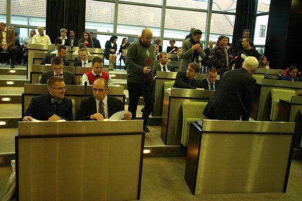 Nové zastupiteľstvo bude VZN odsúhlasovať v polovici februára.