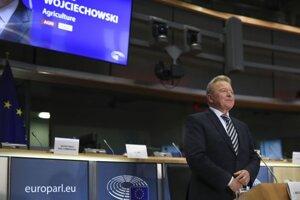 Eurokomisár Janusz Wojciechowski.
