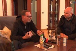 Dobroslav Trnka poskytol rozhovor televízii Markíza.