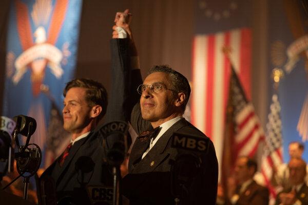 Fotografia z minisérie HBO Sprisahanie proti Amerike
