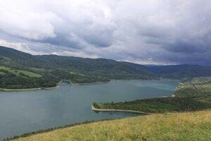 Starina. Najväčšia vodná nádrž v strednej Európe.