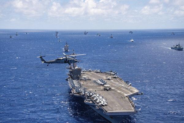 Havajský guvernér chce preložiť najväčšie námorné cvičenie na svete