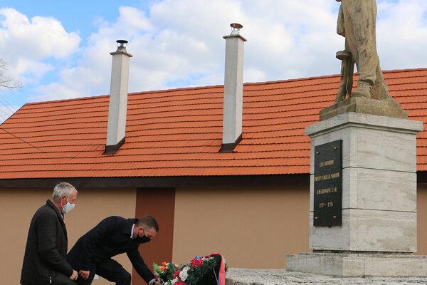 Pietny akt v Malinovej.