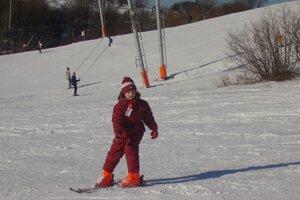 Od malička ju bavili športy, najmä lyžovanie.