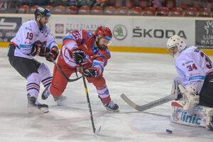 Martin Kriška odohral väčšinu sezóny v domácom MHK32 Lit. Mikuláš