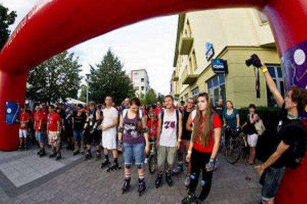 Fanúšikovia inline sa stretnú v Banskej Bystrici.