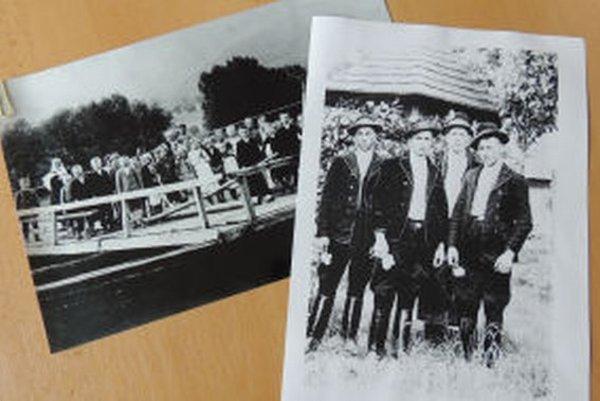Minulosť ožije aj v archívnych fotografiách.