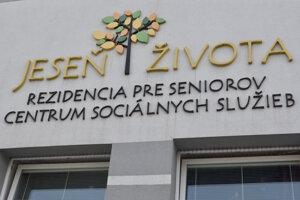 V centre pre seniorov v nedeľu otestujú klientov aj pracovníkov.