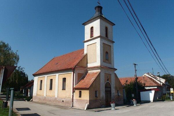 Trnavec v okrese Skalica.