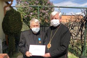 Arcibiskup ocenil posledného žijúceho pamätníka Prešovského soboru.