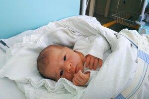 Dorota Bončin (3600 g, 51 cm) sa narodila 20. apríla Kataríne a Petrovi z Hornej Súče.