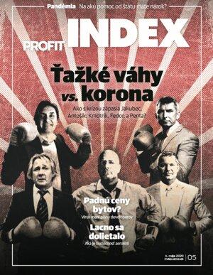 Článok je súčasťou májového čísla magazínu INDEX. Vychádza 6. mája.