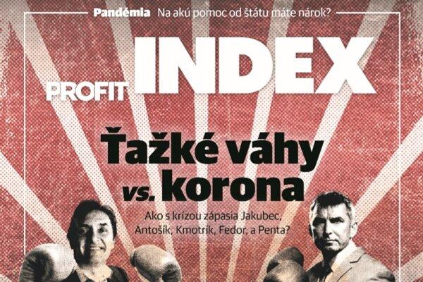 Článok je súčasťou májového čísla magazínu INDEX. Jeho kúpou podporíte serióznu žurnalistiku.