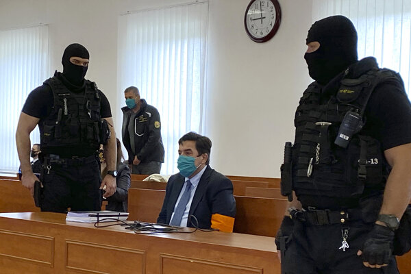Marian Kočner na súde