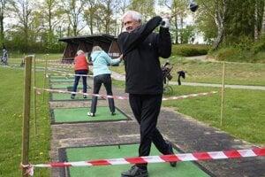 V Nemecku sa otvorili aj golfové ihriská.