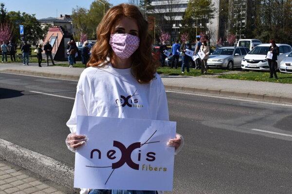 Pre spor medzi Nexis Fibers a Chemes hrozilo skoro 400 zamestnancom prepustenie.