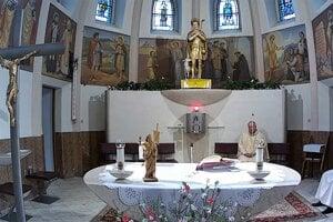 Svätá omša v zubereckom kostole vysielaná cez internet.