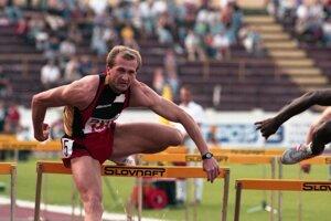 Bývalý výborný prekážkar Igor Kováč je najmladším laureátom v Sieni slávy slovenskej atletiky.