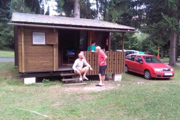 V Autocampingu v Trusalovej tiež ešte nevedia, či tento rok otvoria svoje brány návštevníkom.