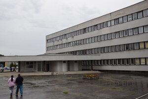 Nemocnica v Trebišove.