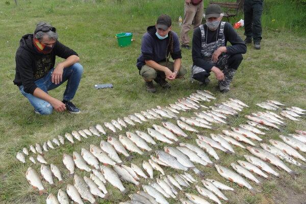 Rybári počítajú škody.