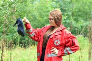 Mirke sa splnil jej veľký sen. Mohla si obliecť uniformu SČK.