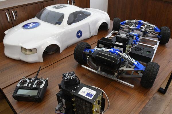 Univerzita skúma vodíkovú technológiu.