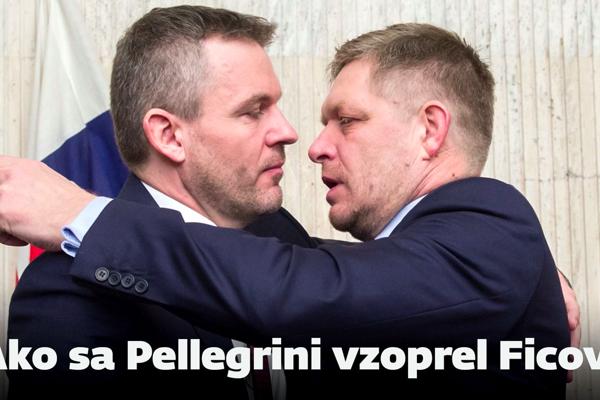 Fico vs Pellegrini