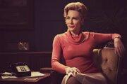 Cate Blanchett v seriáli Mrs. America.