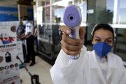 Koronavírus v Brazílii.