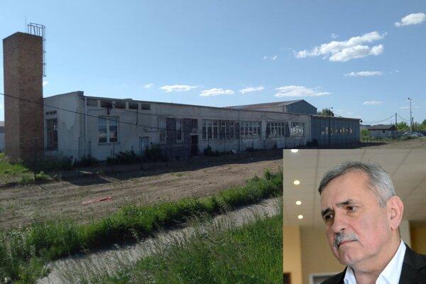 Tento areál v Michalovciach, ktorý zrekonštruovali na nové centrum, už vlastní košická firma JK Servis. Kúpila ho od stavebnej spoločnosti Ekostav, ktorá sa presťahovala do Košíc.Na snímke aj primátor Viliam Zahorčák.