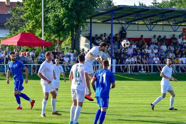 V minuloročnom finále Campri Cupu Kolíňany porazili Volkovce.
