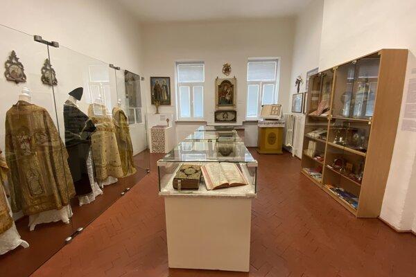 Výstava v Prešove.