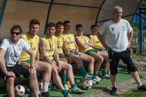 Emil Jacko (vpravo) bol dlhé roky trénerom Lipian, teraz presedlá na prezidentskú stoličku.