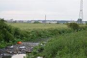 Odpad a splašky v melioračnom kanáli Kovaľka 2 medzi Trebišovom a Zemplínskym Hradišťom.