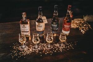 Degustačný program Whisky Tour Limited.