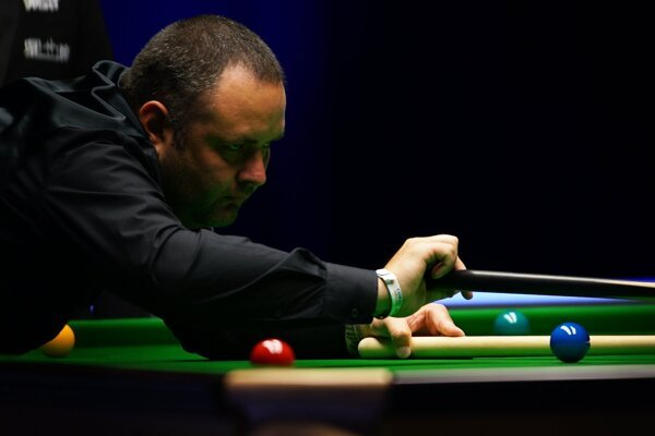 Stephen Maguire.