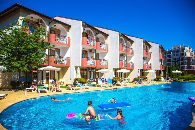 Hotel Sunrise Family Resort 3*