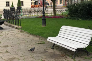 Park pri fontáne so znameniami sa zapáčil aj potkanom.