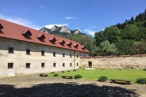 Múzeum Červený káštor.