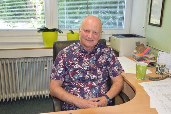 Igor Libo končí na stoličke riaditeľa Gymnázia Jozefa Lettricha v Martine.