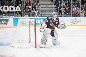 Andrej Košarišťan odchytal minulú sezónu v HC Košice.