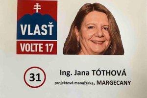 Gelnica - Jana Tóthová.