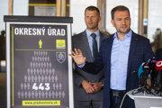 Premiér Igor Matovič vyzval ľudí na verejnú kontrolu kandidátov na posty šéfov okresných úradov.