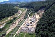 Výstavba severného obchvatu Prešova - 30. jún 2020.