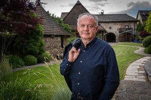 Bývalý prezident a šéf strany Za ľudí Andrej Kiska