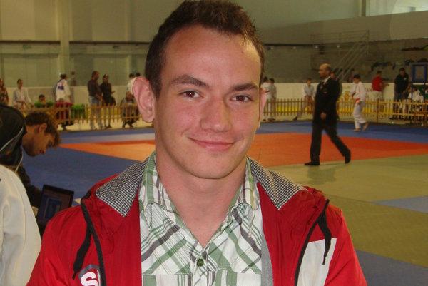 Patrik Boršoš dominoval vo váhe do 60 kg.