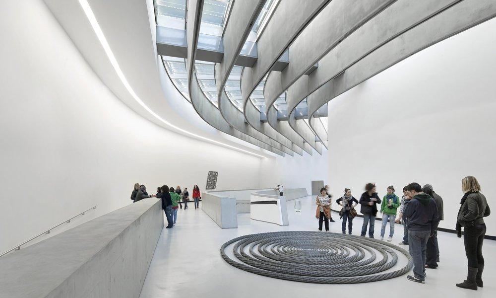 Maxxi - múzeum umenia 21.storočia v Ríme