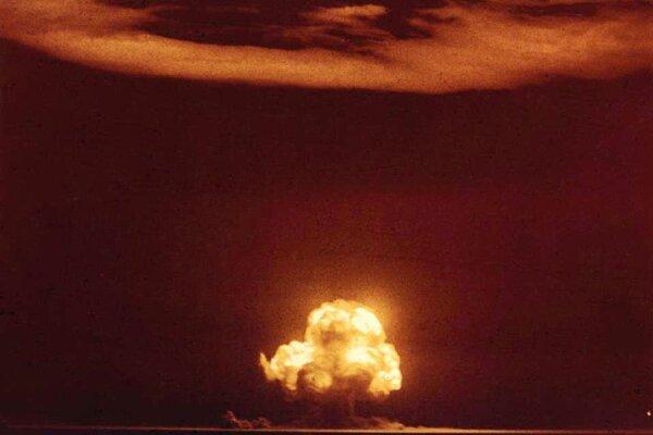 Prvé sekundy atómového veku sveta. Vo štvrtok 16. júla 2020 ubehlo 75 rokov od prvého jadrového testu, ktorý sa udial v štáte Nové Mexiko, na území dnešnej raketovej strelnice White Sands.